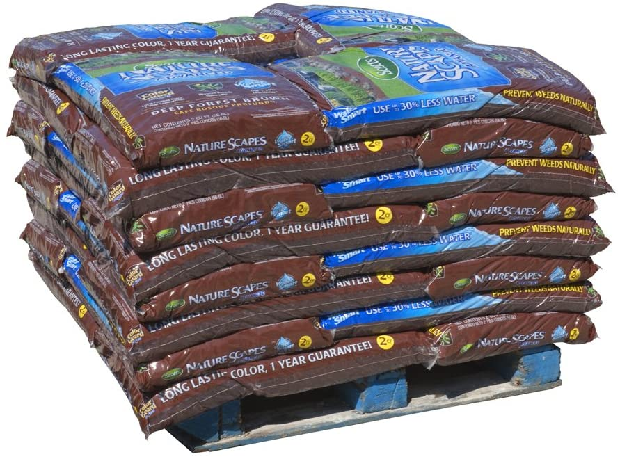how much to charge for mulch installation